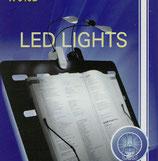 LUCE LED Multiuso - pianoforte, leggio