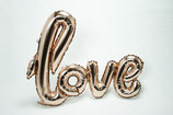 """""""Love""""-Luftballons"""