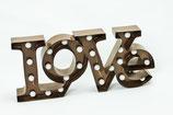 Love-Leuchtschild