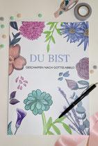 """Arbeitsbuch """"Du bist"""""""