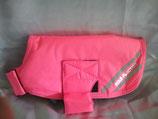 SHIRES _ Hundedecke - neon pink -