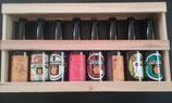 demi metre bois rafiné pour assortiment de 8 bieres SUR MESURE / NOUS CONSULTER