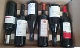 le carton de 6 bouteilles de vin sélection de l oenologue