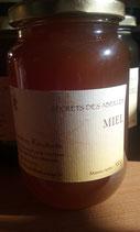 miel apicultrice pot de 500 gr dans l Aude, non chauffé, non pasteurisé