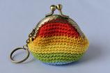 Portemonnaie  Anhänger Regenbogen
