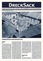 DreckSack Juli 2021, 12. Jahrgang, Heft 3
