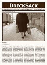 DreckSack Januar 2021, 12. Jahrgang, Heft 1