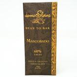 Donna Elvira Cioccolato Bean to Bar Mascobado