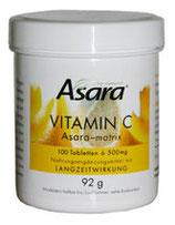 VitaminC Asara-matrix 100Stk à 500mg