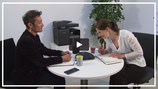Telefonkonferenz - Positivbeispiel