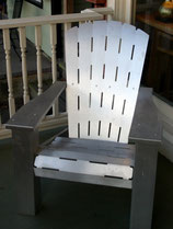Aluminum Adirondack Chair -