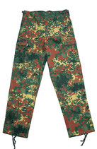 "Army Cargo Hose ""Flecktarn"""