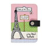 P'tit Paris - rose/vert - DLP