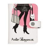 Shoppeuse - rose/blanc - DLP