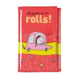 Les papiers de ma Rolls - rouge - DLP