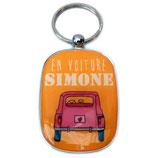 En voiture Simone - orange - DLP