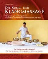 """Praxisbuch """"Kunst der Klangmassage"""""""