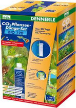 Dennerle Bio CO2 Pflanzen-Dünge-Set, BIO 120