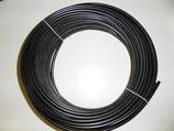 CO2-Schlauch schwarz 6/4mm / Meterware
