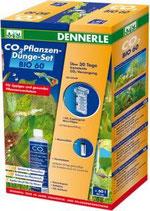 Dennerle Bio CO2 Pflanzen-Dünge-Set BIO 60
