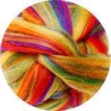 Lontwol multicolor