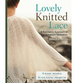 Knitting lovely lace