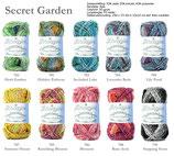Secret garden Scheepjes