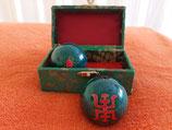 Wunderschöne Qi Gong Kugeln mit meditativen Klang