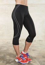 Pantalon running 3/4 Femme