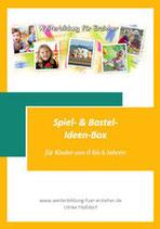 Spiel- & Bastel-Ideen-Box