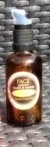 """Nacht-Gesichtsöl """"Clear Night"""" für unreine und Aknehaut  50ml"""