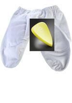 4er Set HipHelp™ Hüftschutgürtel mit 2 HighTech-Protektoren