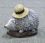 レジンハリネズミ帽子