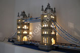 Tower Bridge - luce calda