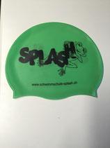 Badekappe Splash grün