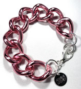 Armband STATEMENT in Pink
