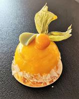 Törtchen Mango Maracuja