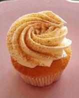 Cupcake Zimt Orange
