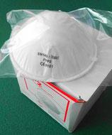FFP2 Ateemschutzmaske, Schale