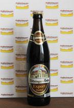 Flötzinger Export dunkel Genuss