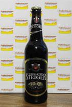 Schwarzer Steiger Schwarzbier Genuss