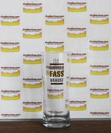 Gaffel Fassbrause Glas