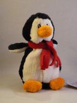 Pinquin met sjaal