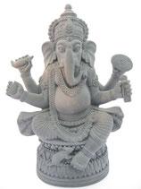 Ganesha met rat groot