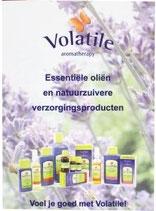 Volatile - Essentiële oliën en natuurzuivere verzorgingsproducten