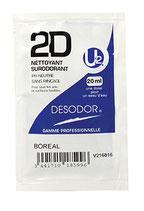 2D monodose surodorant Boréal 20ml
