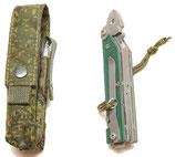 RATNIK Multitool 6E6 Militärmesser der Russischen Armee zur Ausrüstung