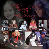 CD Sarah Jory-the 40th Anniversary