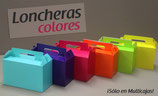 Lonchera Color