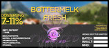 Aroma Twisted Bottermelk Fresh 10ml